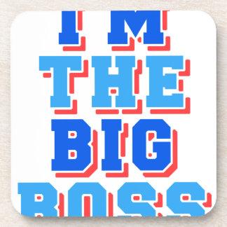 I am the Big boss Coaster