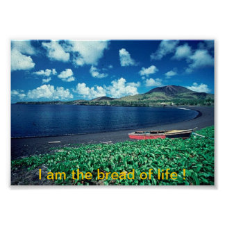 I am the bread of life - poster
