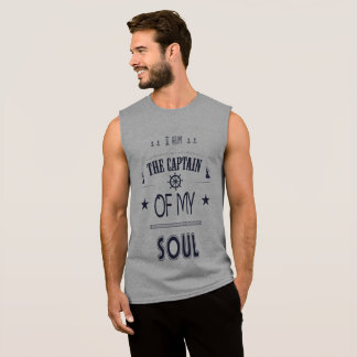 I AM THE CAPTAIN OF MY SOUL T-SHIRT