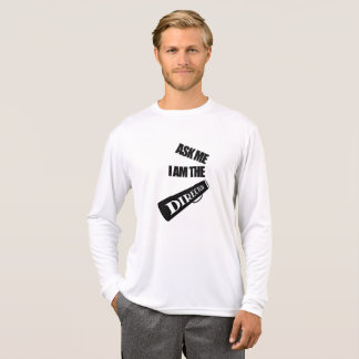 I am the Director Long Sleeve T-Shirt