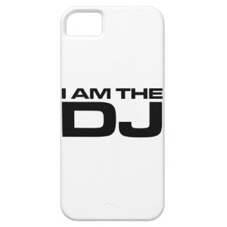 I Am The DJ iPhone 5 Case