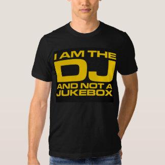 I Am The Dj Tee Shirt