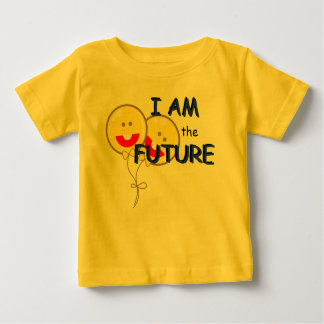 I Am the Future Baby Series Tee