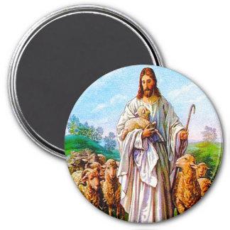 I Am the Good Shepherd John 10:7-21 Magnet