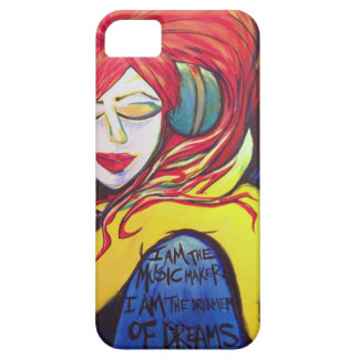 I am the Music Maker iPhone 5 Covers