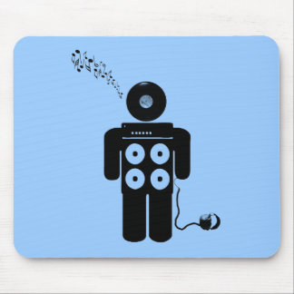 I Am The Music Man... Mouse Mats