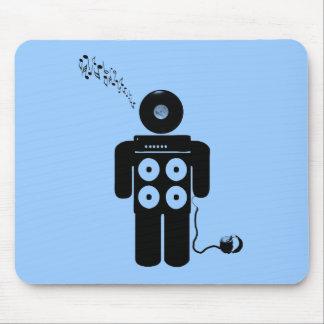 I Am The Music Man... Mouse Mats