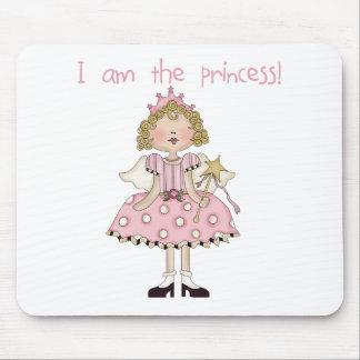 I am the Princess Mouse Pad