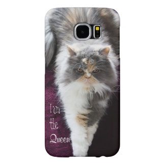 I am the Queen - Samsung case