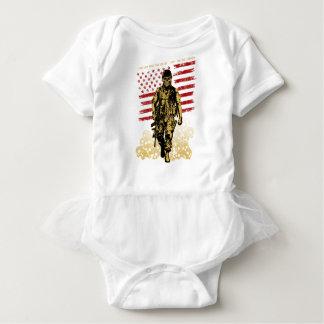 I am the Shadow Baby Bodysuit