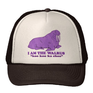I am the Walrus Hat