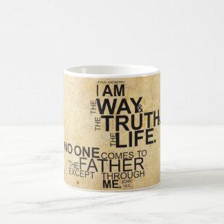 I Am The Way The Truth And The Life Mug