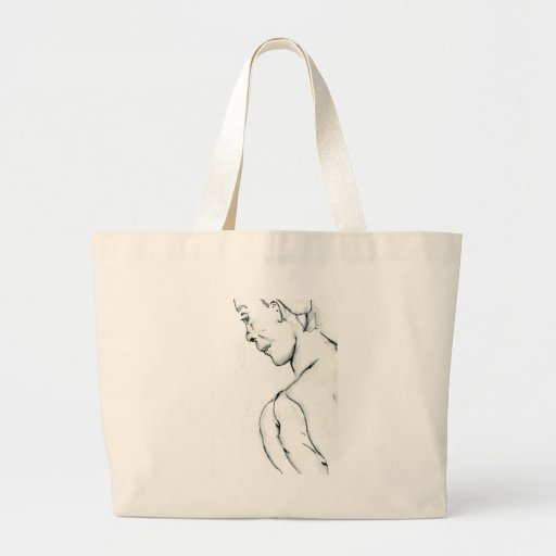 I am thinking about you tote bag