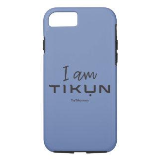 I am Tikun iPhone Case