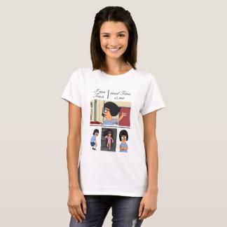"""""""I am Tina"""" Collage T-shirt"""