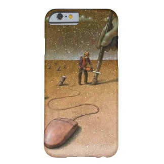 I am tried barely there iPhone 6 case