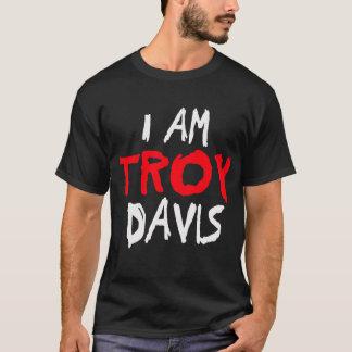 I Am Troy Davis -- T-Shirts
