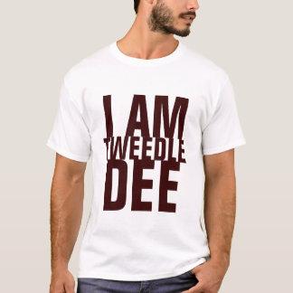 I AM TWEEDLE DEE T-Shirt