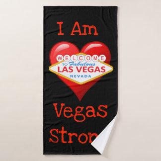 I Am Vegas Strong Bath Towel Set