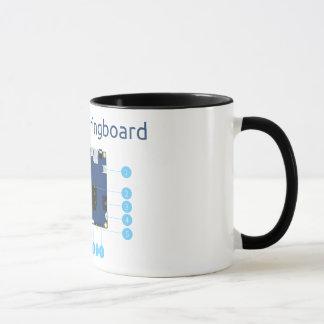 I am VIA Springboard Mug