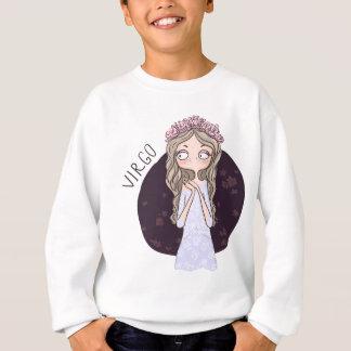 I am Virgo Sweatshirt
