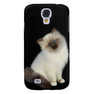 i Animals Cat Galaxy S4 Case