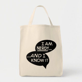i at nerdy and the i know it bags