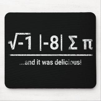 I Ate Some Pi | vintage light Mouse Pad