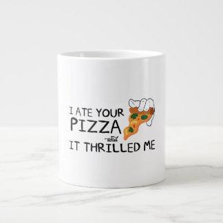 """""""I Ate Your Pizza"""" Mug"""