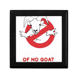 I aunt no goat gift box