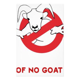 I aunt no goat stationery