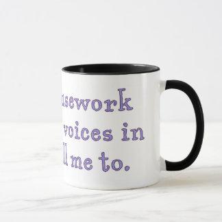 I avoid housework because...