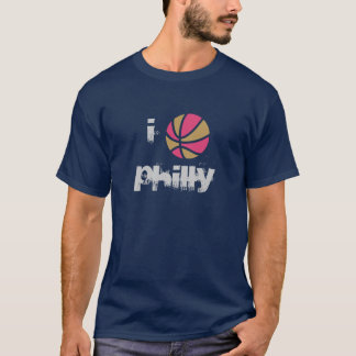 I b-ball Philly T-Shirt