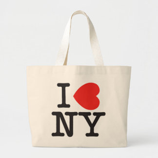 I B NY tote Jumbo Tote Bag