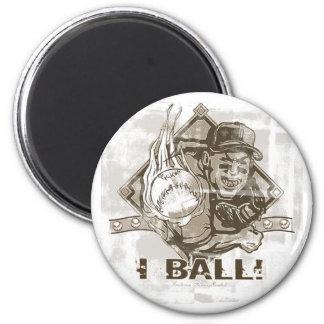 I Ball Magnet