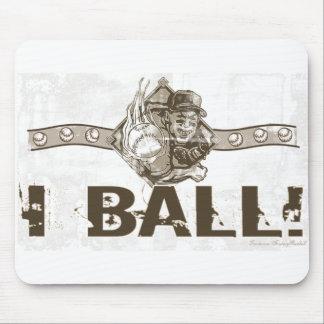 I Ball! Mousepad