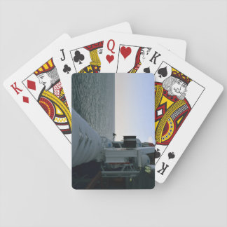 I baralho of letters sea playing cards