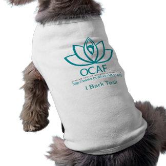 I Bark Teal! Shirt