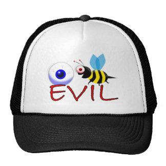 I BE EVIL MESH HAT