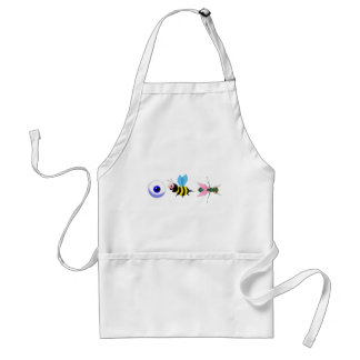 I BE FLY STANDARD APRON