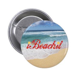 i Beach it Pins