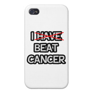 I Beat Cancer Case For iPhone 4