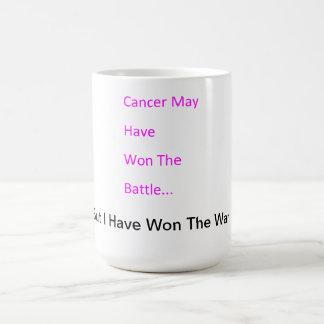 I Beat Cancer!! Survivor Mug