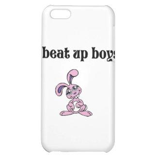 I beat up boys iPhone 5C case