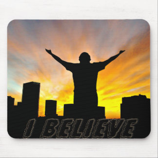 I Believe 2_ Mouse Pads
