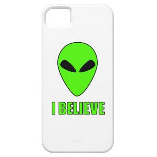 I Believe - Alien iPhone case iPhone 5 Cases