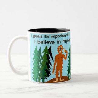 I Believe Coffee Mug