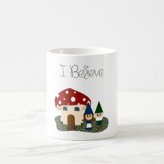 I Believe - Gnomes Coffee Mug