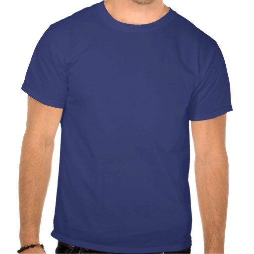 I Believe in Angels - royal blue design T-shirts