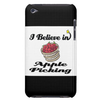 i believe in apple picking iPod touch covers